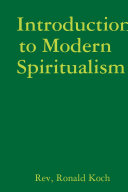 Introduction to Modern Spiritualism
