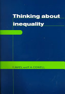 Thinking about Inequality