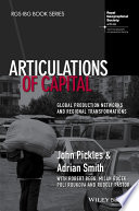 Articulations of Capital Book