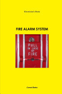 Electrician's Book -FIRE ALARM SYSTEM