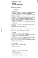 Hydrological Sciences Bulletin