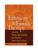 Pdf Ethnicity and Family Therapy
