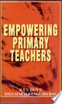 Empowering Primary Teachers