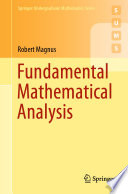Fundamental Mathematical Analysis