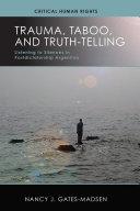 Trauma  Taboo  and Truth Telling