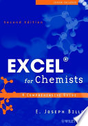Excel for Chemists