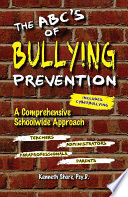 The Abc S Of Bullying Prevention