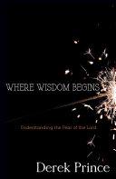 Where Wisdom Begins Pdf/ePub eBook