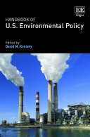 Handbook of U.S. Environmental Policy Pdf/ePub eBook