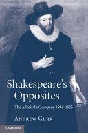 Shakespeare s Opposites