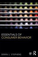 Essentials of Consumer Behavior