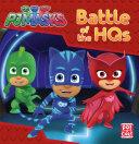 PJ Masks: Battle of the HQs