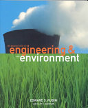 Introduction To Engineering And The Environment Book PDF