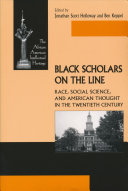 Black Scholars on the Line