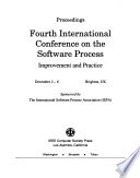 Proceedings of the Fourth International Conference on the Software Process