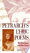 Petrarch s Lyric Poems