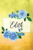 Edith Journal ebook