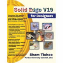 Cover of Solid Edge V19 for Designers