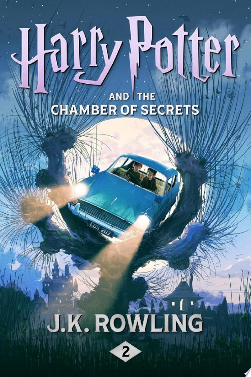 Harry Potter and the Chamber of Secrets banner backdrop