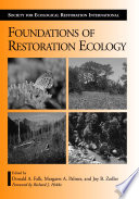 Foundations of Restoration Ecology
