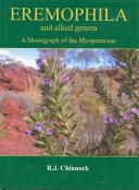 Eremophila and Allied Genera