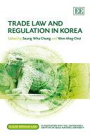 Trade Law and Regulation in Korea Pdf/ePub eBook
