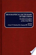 Biographical Dictionary of the Union