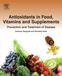 Pdf Antioxidants in Food, Vitamins and Supplements Telecharger