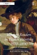 Women Readers in French Painting 1870?890