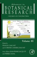 Genomics of Cyanobacteria