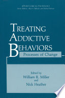 Treating Addictive Behaviors  : Processes of Change