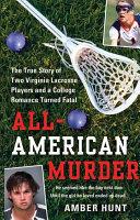 All-American Murder Pdf