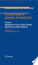 Foundations of Generic Optimization