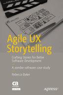 Agile UX Storytelling