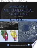 Mesoscale Meteorological Modeling
