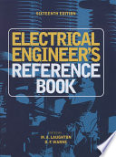 """""""Electrical Engineer's Reference Book"""" by M. A. Laughton, D.F. Warne"""
