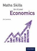 Maths Skills for a Level Economics