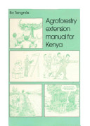 Pdf Agroforestry Extension Manual for Kenya