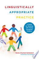 Linguistically Appropriate Practice