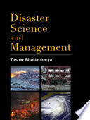Disaster Science and Management Book