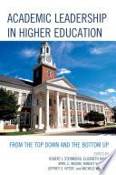 Academic Leadership in Higher Education