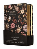 Emma Gift Pack   Lined Notebook and Novel
