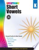 Short Vowels, Grade K