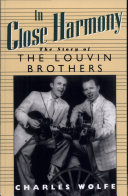 In Close Harmony: the Story of the