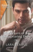 The Return of the Disappearing Duke Pdf/ePub eBook