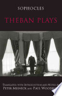 Theban Plays Book
