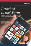 Attached to the World Pdf/ePub eBook