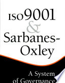 ISO 9001 and Sarbanes-Oxley