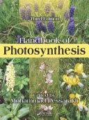 Handbook of Photosynthesis Pdf/ePub eBook