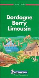 Michelin Dordogne  Berry  Limousin